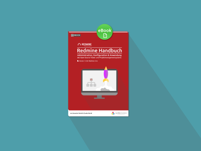 Redmine german ebook