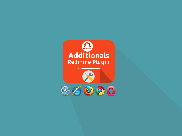 Kostenloses Redmine Plugin Additionals