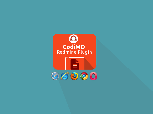 Free Redmine Plugin CodiMD