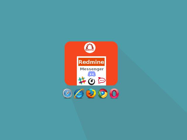 Redmine Messenger Plugin - team chat integration | AlphaNodes