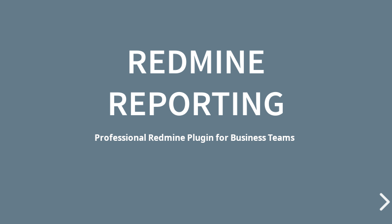 Redmine Plugin Webinar Reporting